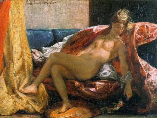 Eugene Delacroix -  7