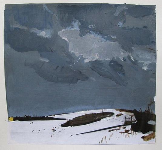 Harry Stooshinoff - Hillock January