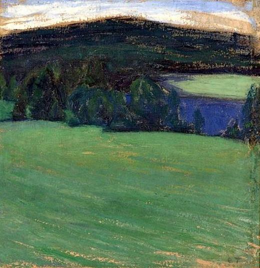 Ellen Thesleff - Landscape