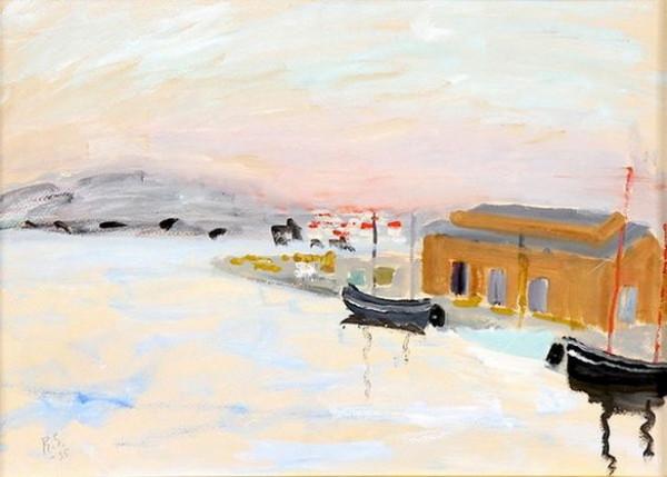 Ragnar Sandberg - Harbour