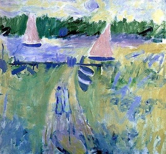 Ragnar Sandberg - Pink Sails
