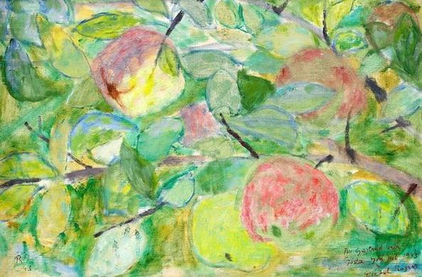 Ragnar Sandberg - Apples