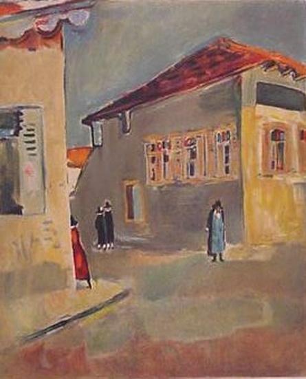 Nahum Gutman - Chabad Synagogue