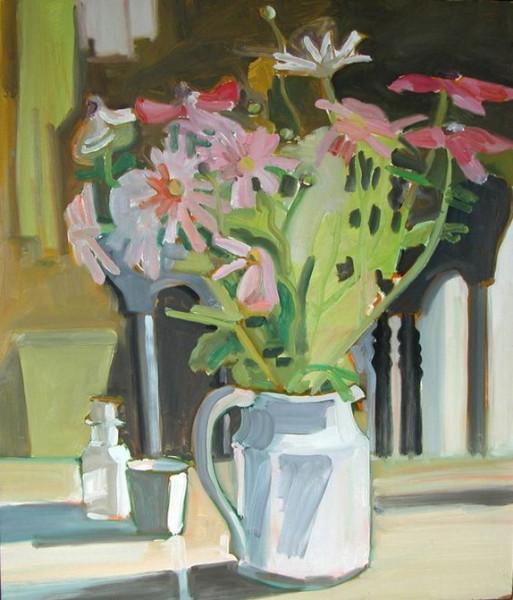 Lois Dodd - Still Life