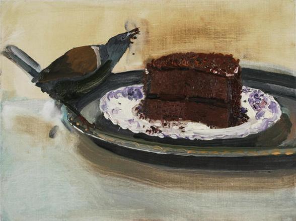 Susan Homer - Valentine's Day Cake