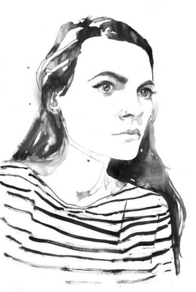 Sarah Maycock  - Portraits