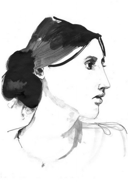 Sarah Maycock  - Virginia Woolf