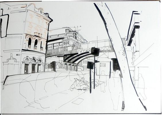 Lyndon Hayes - New Bridge Street