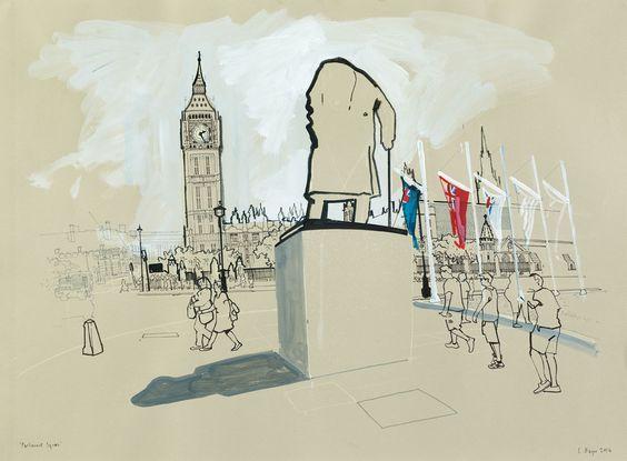 Lyndon Hayes - Parliament Square