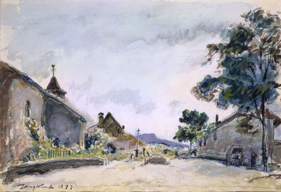 Johan Barthold Jongkind - 5