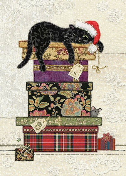Cat Presents  by Amy Butcher