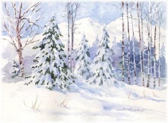 Susie Short - Heavy Snow