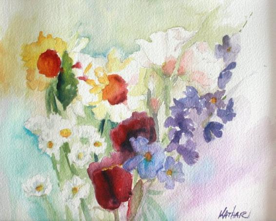 Kathleen Hartman - Bouquet 1