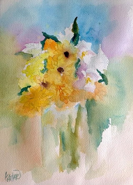 Kathleen Hartman - Flowers