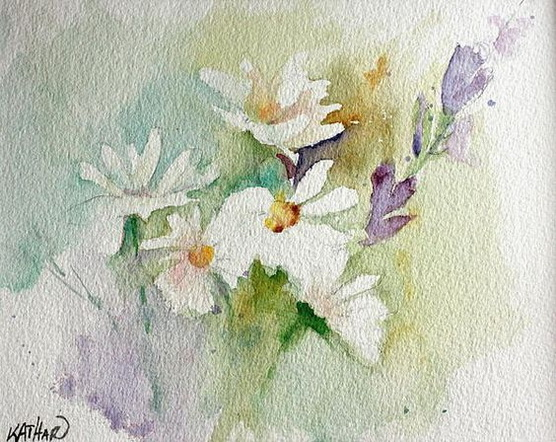 Kathleen Hartman - watercolor
