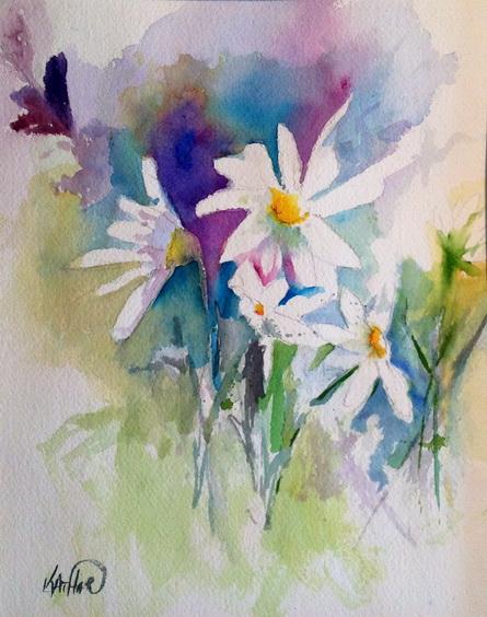Kathleen Hartman - Flowers 3