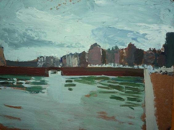 Olivier Rouault - le port