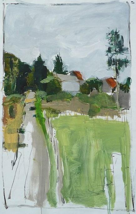 Olivier Rouault - le hameau