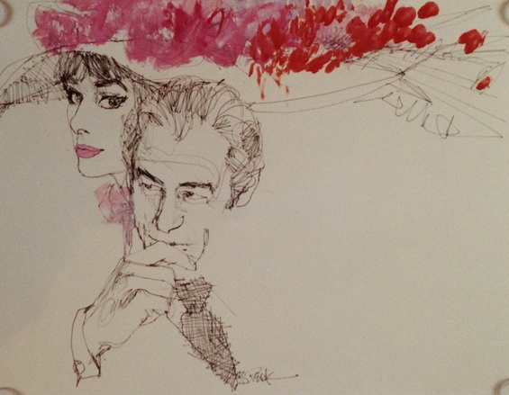 Bob Peak - My Fair Lady
