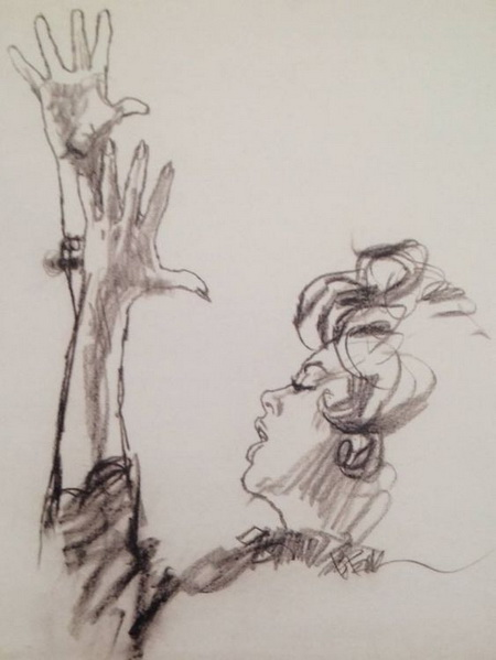 Bob Peak - Actor-Singer Judy Garland