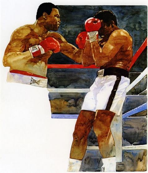Bart Forbes - Holmes vs. Ali