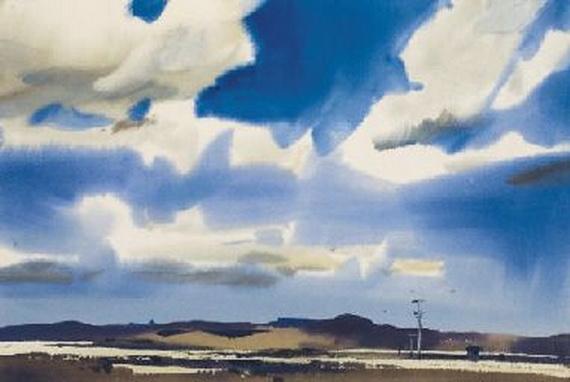 Rex Brandt - Mesa Land