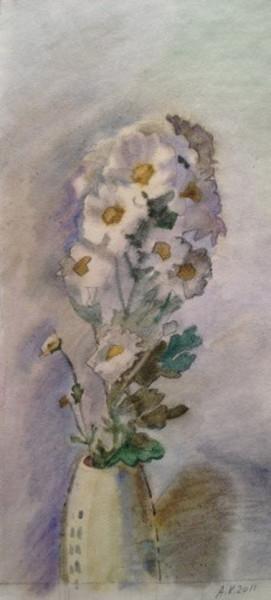 Кузнецов Анатолий  - Белые цветы