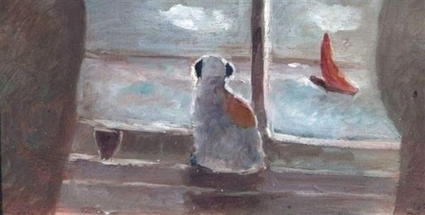 Tessa Newcombe - China Dog