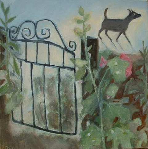 Tessa Newcombe - The Gate was Left Open