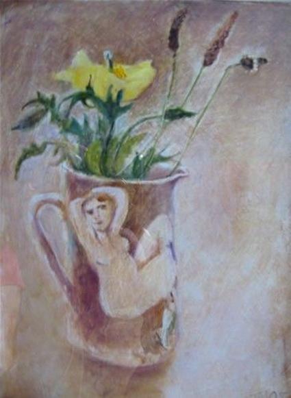 Tessa Newcombe - Yellow Horned Poppy