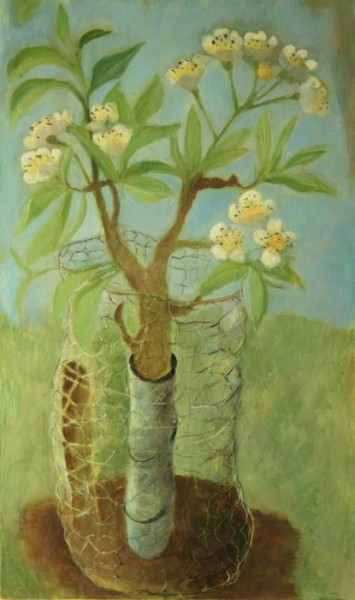 Tessa Newcombe - Young Trees