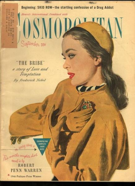 Coby Whitmore - Cosmopolitan magazine, SEPTEMBER 1947