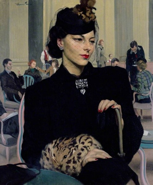Herbert James Gunn - Pauline Waiting