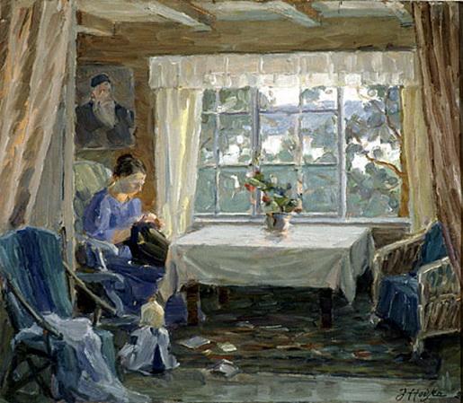 Jonas Heiska - Housework