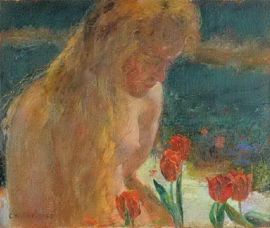 Carl Wilhelm Wilhelmson - Undine