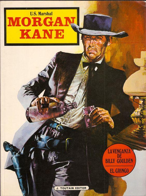 Morgan Kane -  6