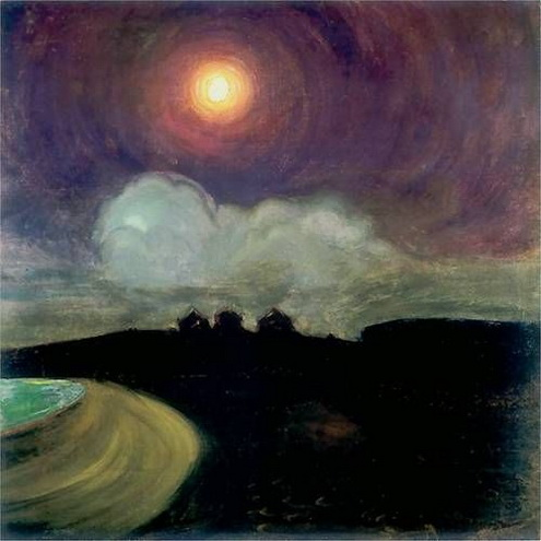 Gustaw Gwozdecki Moon