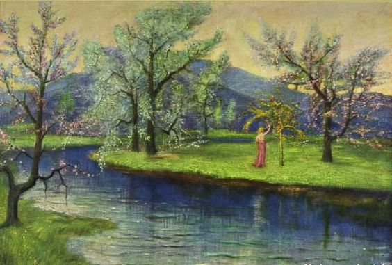 Hermann Hendrich Freya's Garden