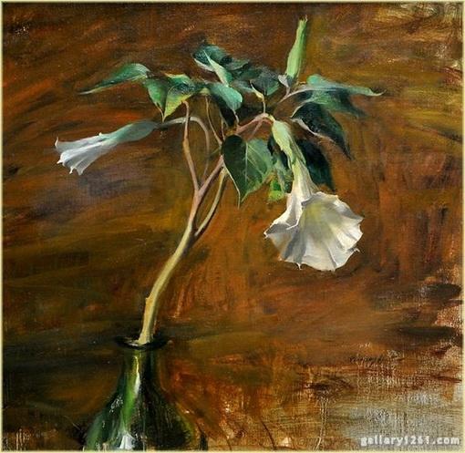 Quang Ho - Moonflower