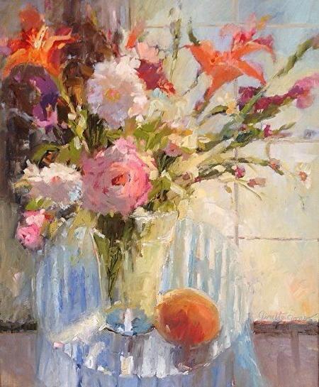 Janette Jones - California Bouquet