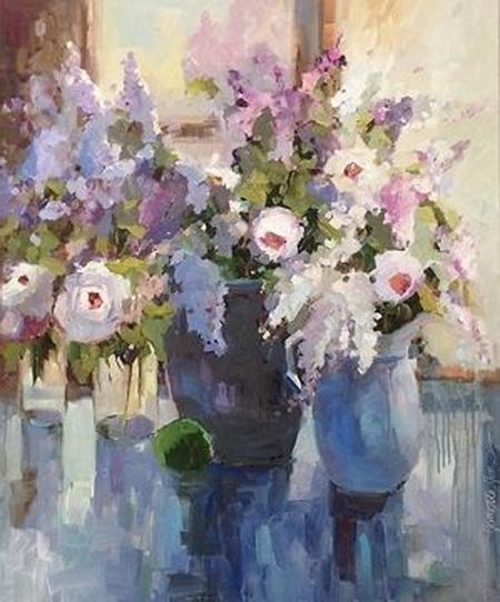 Janette Jones - Last of the Lilacs