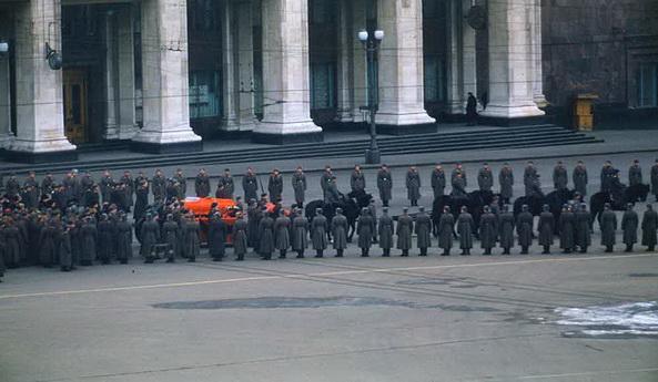 Похороны Сталина 2