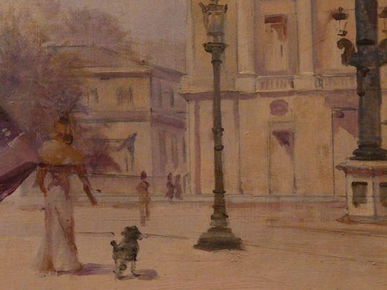 Louise Abbema Place de la Concorde