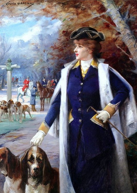 Louise Abbema Sarah Bernhardt
