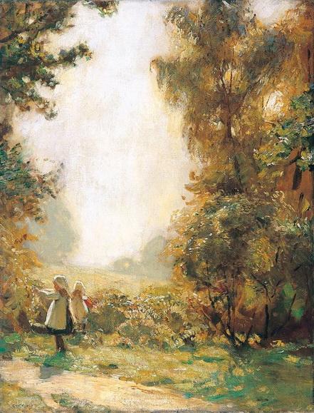 Garnet Ruskin Wolseley - Autumn Glory