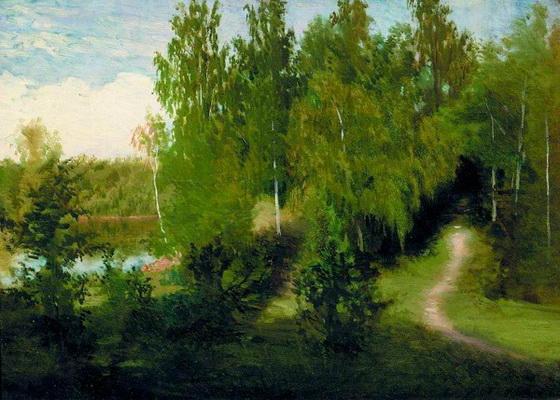 Kramskoy - Лесная тропинка