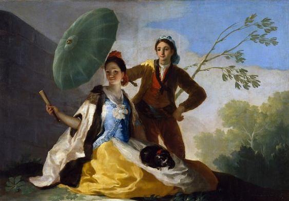 Francisco Goya - The Parasol