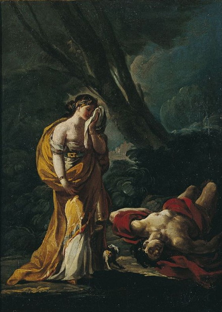 Francisco Goya - Venus et Adonis