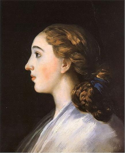 Francisco Goya - Maria Teresa