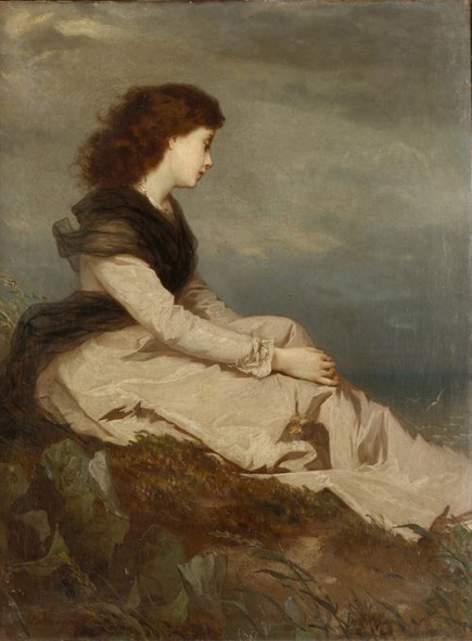 Wilhelm Amberg - Distant thoughts